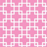 Linked Squares Wallpaper & Surface Covering