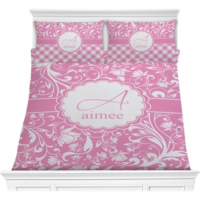 Floral Vine Comforters (Personalized)