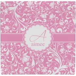 Floral Vine Ceramic Tile Hot Pad (Personalized)