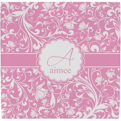 Floral Vine Ceramic Tile Hot Pad (Personalized)