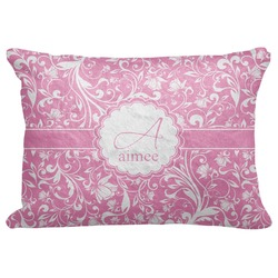 Floral Vine Decorative Baby Pillowcase - 16