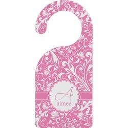 Floral Vine Door Hanger (Personalized)