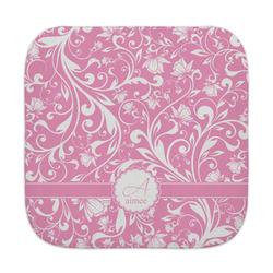 Floral Vine Face Towel (Personalized)