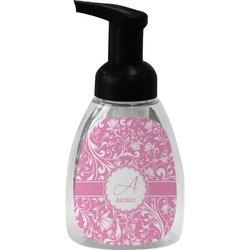 Floral Vine Foam Soap Dispenser (Personalized)