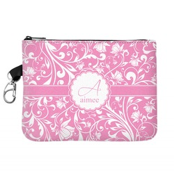 Floral Vine Golf Accessories Bag (Personalized)