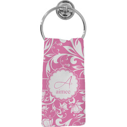 Floral Vine Hand Towel - Full Print (Personalized)