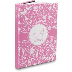 Floral Vine Hardbound Journal (Personalized)