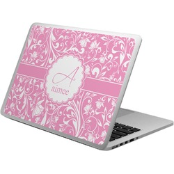 Floral Vine Laptop Skin - Custom Sized (Personalized)