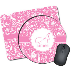 Floral Vine Mouse Pads (Personalized)