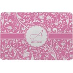 Floral Vine Comfort Mat (Personalized)