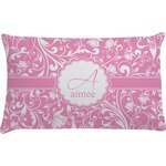 Floral Vine Pillow Case (Personalized)