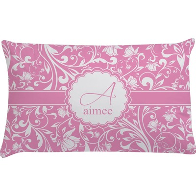 Floral Vine Pillow Case - Toddler (Personalized)