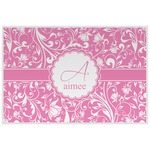 Floral Vine Placemat (Laminated) (Personalized)
