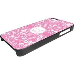 Floral Vine Plastic iPhone 5/5S Phone Case (Personalized)