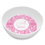 Floral Vine Melamine Bowl 8oz (Personalized)