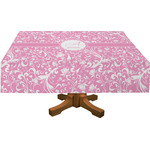 Floral Vine Tablecloth (Personalized)