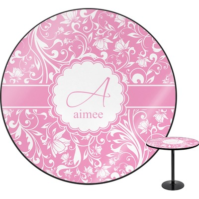 Floral vine round table 24 personalized youcustomizeit for Table and vine