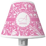 Floral Vine Shade Night Light (Personalized)
