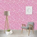 Floral Vine Wallpaper & Surface Covering