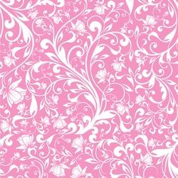 "Floral Vine Wallpaper & Surface Covering (Peel & Stick 24""x 24"" Sample)"