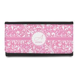 Floral Vine Leatherette Ladies Wallet (Personalized)