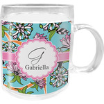 Summer Flowers Acrylic Kids Mug (Personalized)