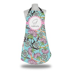 Summer Flowers Apron (Personalized)