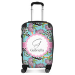 Summer Flowers Suitcase (Personalized)