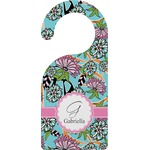 Summer Flowers Door Hanger (Personalized)