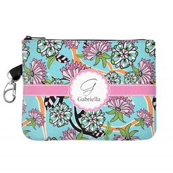 Summer Flowers Golf Accessories Bag (Personalized)