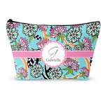 Summer Flowers Makeup Bags (Personalized)