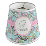 Summer Flowers Empire Lamp Shade (Personalized)