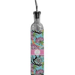 Summer Flowers Oil Dispenser Bottle (Personalized)
