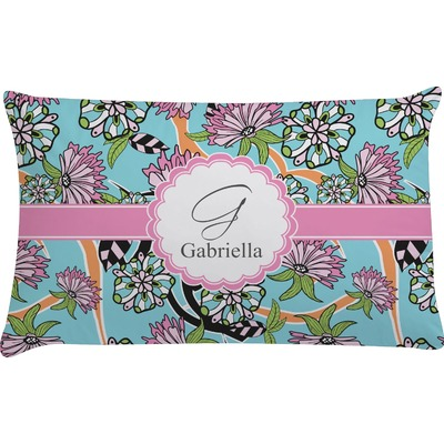 Summer Flowers Pillow Case (Personalized)