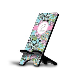 Summer Flowers Phone Stand (Personalized)
