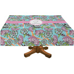 Summer Flowers Tablecloth (Personalized)