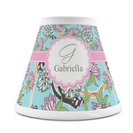 Summer Flowers Chandelier Lamp Shade (Personalized)