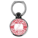 Swirl Cell Phone Ring Stand & Holder (Personalized)