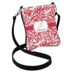 Swirl Cross Body Bag - 2 Sizes (Personalized)