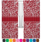 Swirl Curtains (2 Panels Per Set) (Personalized)