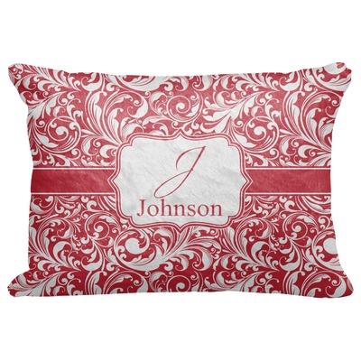 "Swirl Decorative Baby Pillowcase - 16""x12"" (Personalized)"