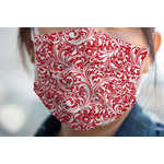 Swirl Face Mask Cover (Personalized)