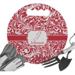 Swirl Gardening Knee Cushion (Personalized)