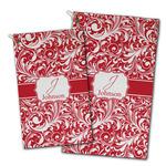 Swirl Golf Towel - Full Print w/ Name and Initial