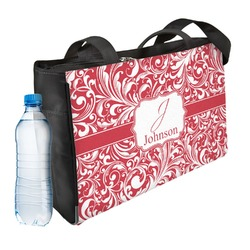 Swirl Ladies Workout Bag (Personalized)