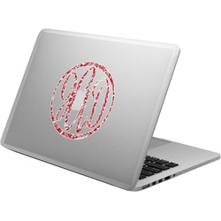 Swirl Laptop Decal (Personalized)