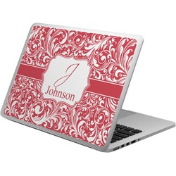 Swirl Laptop Skin - Custom Sized (Personalized)