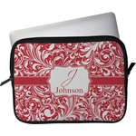 "Swirl Laptop Sleeve / Case - 13"" (Personalized)"