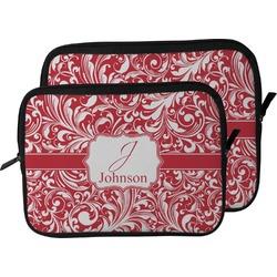 Swirl Laptop Sleeve / Case (Personalized)