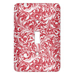 Swirl Light Switch Covers (Personalized)